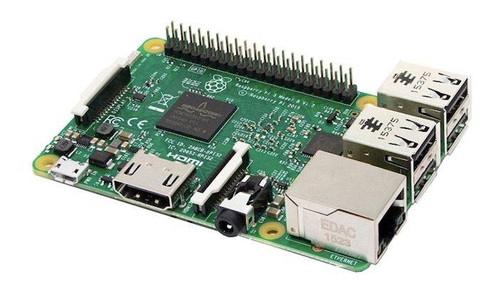 comprar Raspberry Pi 3
