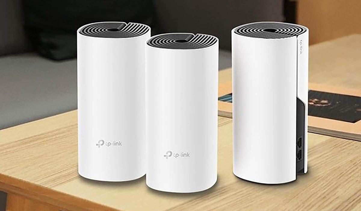 comprar TP-Link AC1200 Deco E4 sistema wifi malla