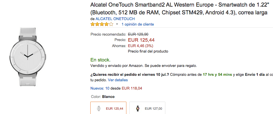 comprar-alcatel-onetouch-watch-blanco-en-amazon