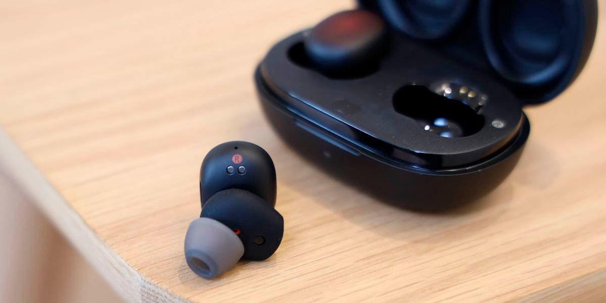 comprar amazfit powebuds auriculares con sensor de ritmo cardíaco