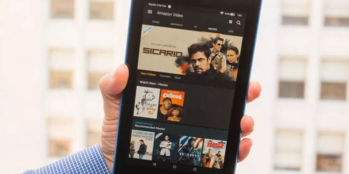 comprar amazon fire 7 black friday