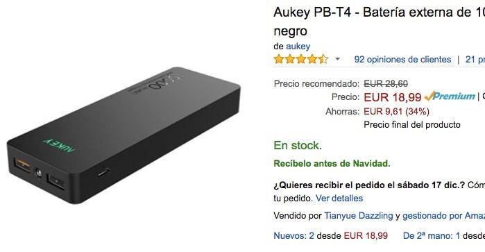 comprar-bateria-10000-mah-aukey