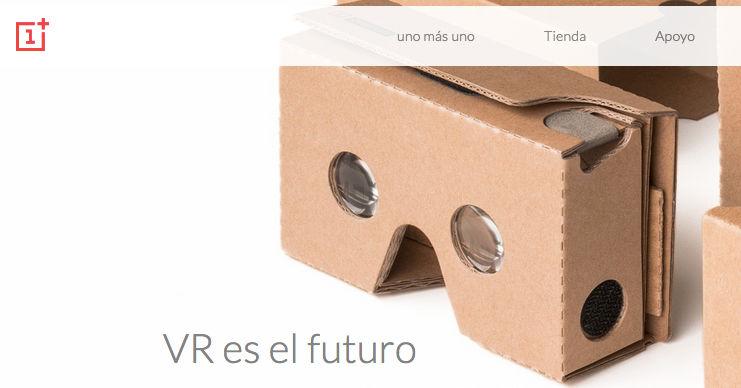 comprar-cardboard-oneplus-gratis