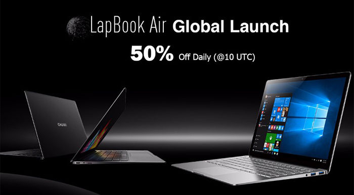 Comprar CHUWI LapBook Air descuento barato GearBest