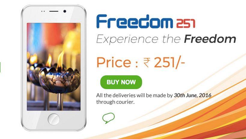 comprar freedom 251