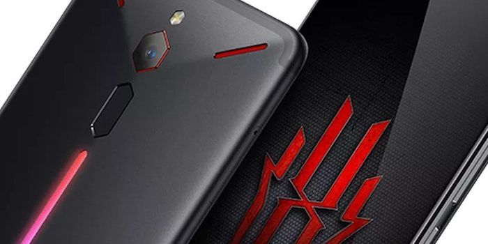comprar nubia red magic