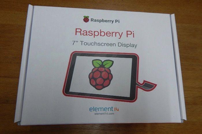 comprar pantalla paraRaspberry Pi