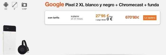 comprar pixel 2 xl mas barato