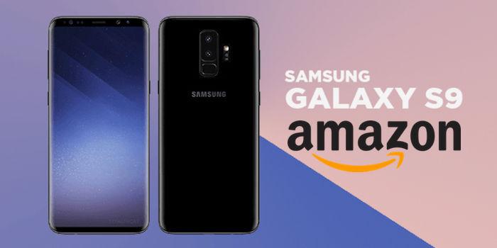 SAMSUNG S9 AMAZON ESPAÑA