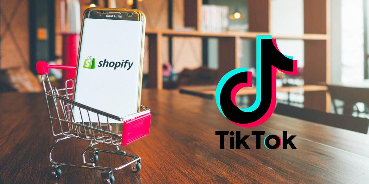comprar shopify desde tiktok