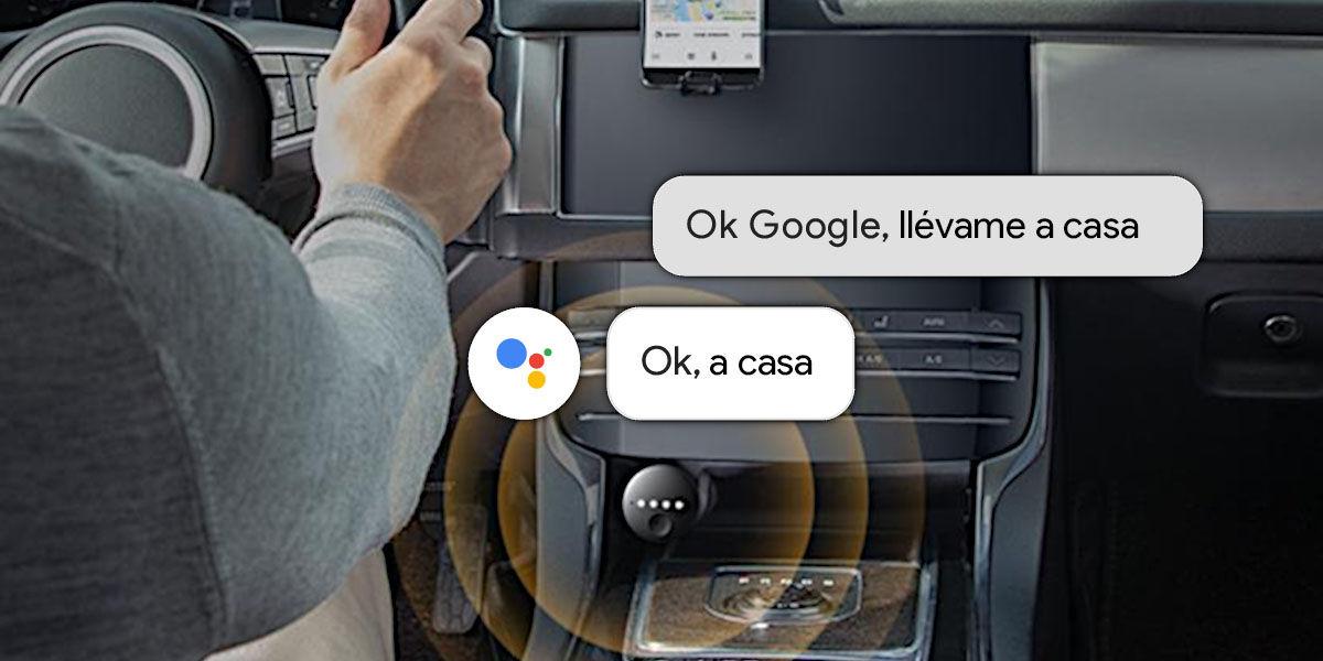 conducir seguro asistente de google