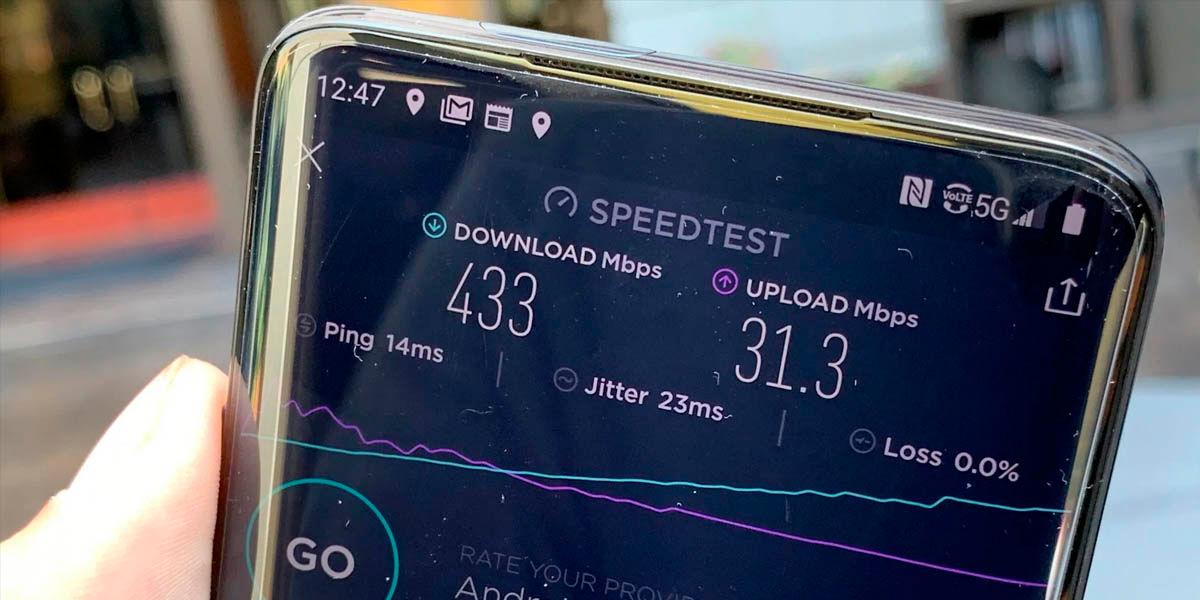 conexión 5g sub 6Ghz mayor cobertura menor velocidad