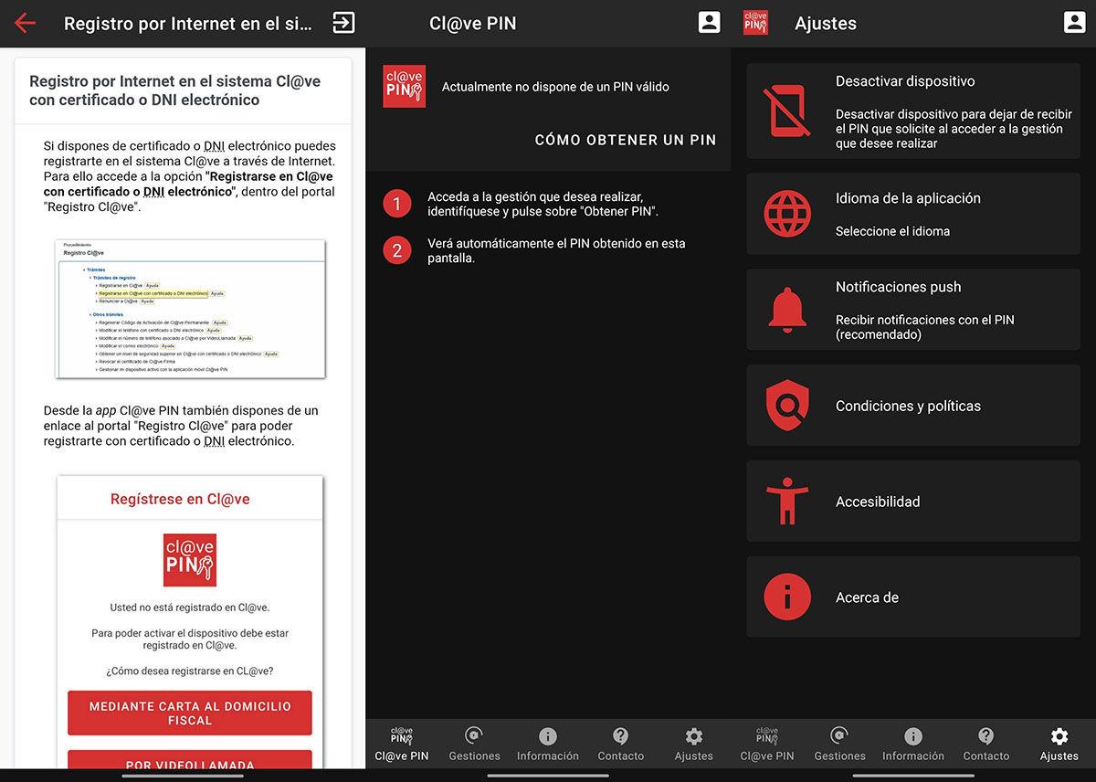 Configurar app Clave PIN en Android