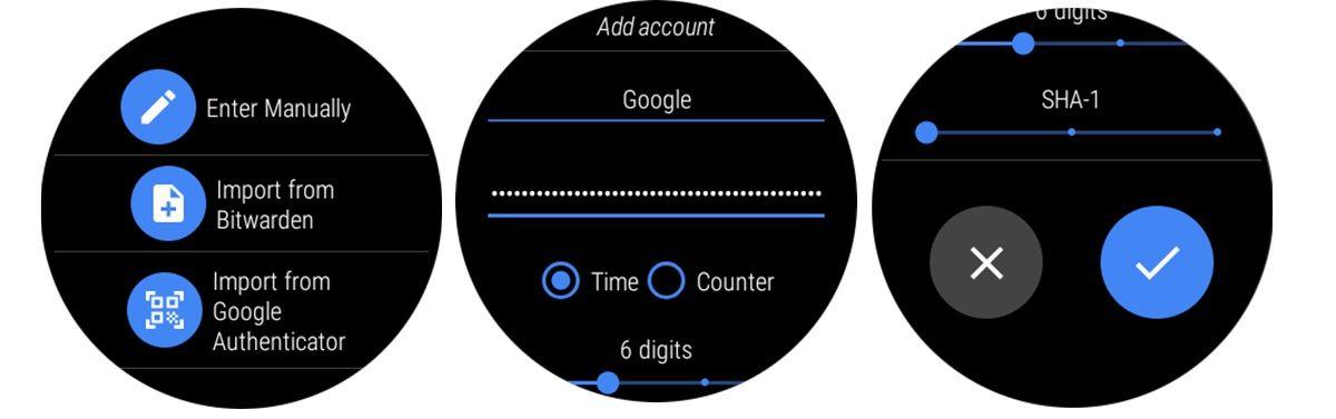configurar wristkey app