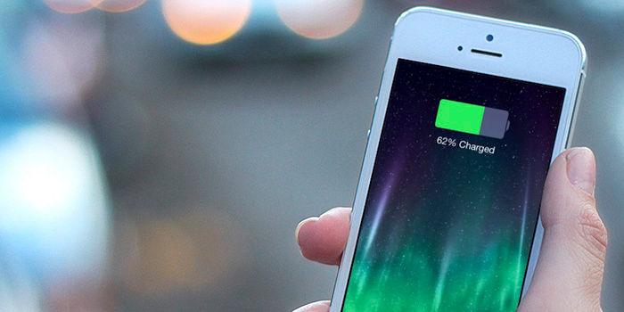 Comprobar estado batería iPhone