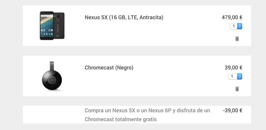 conseguir chromecast 2 gratis