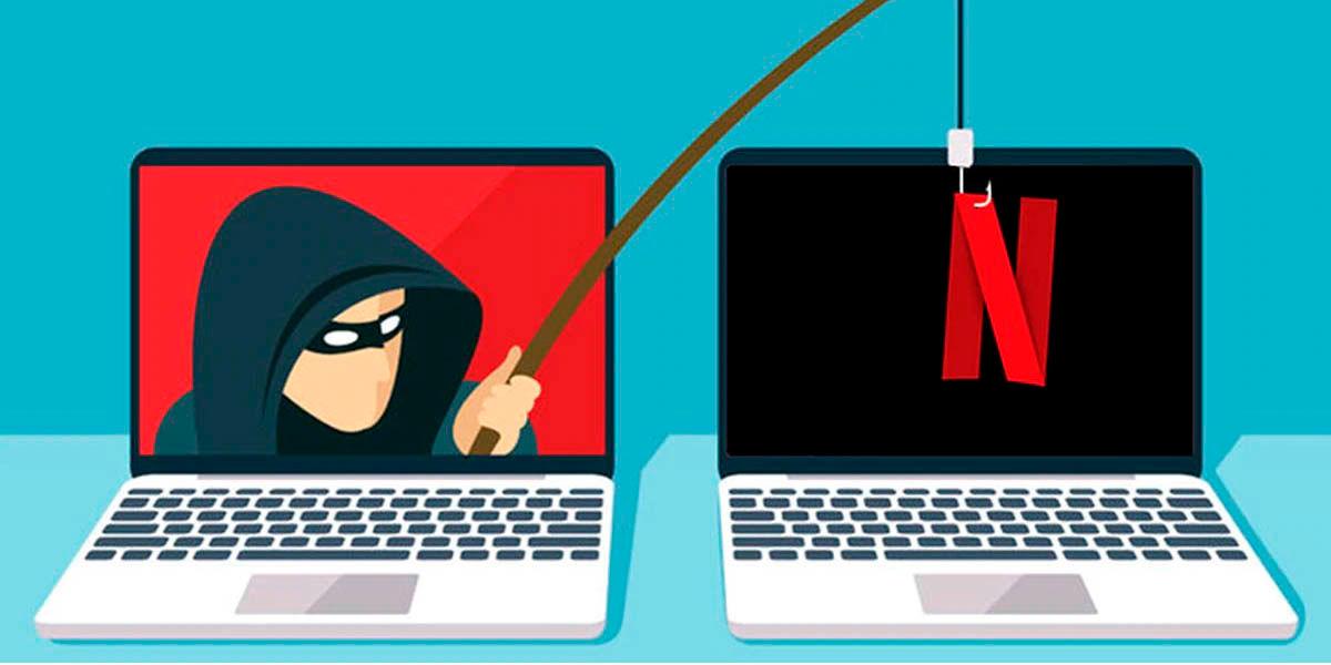 consejos para evitar estafa suplantacion identidad phishing netflix otras plataformas