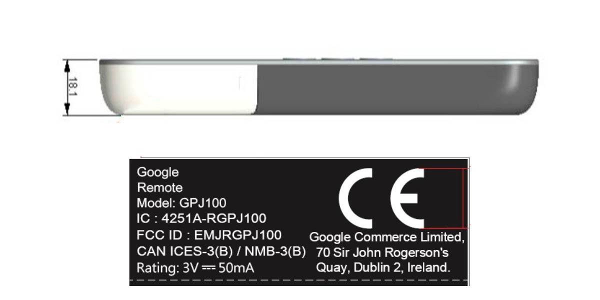 control remoto nuevo google chromecast ultra 2