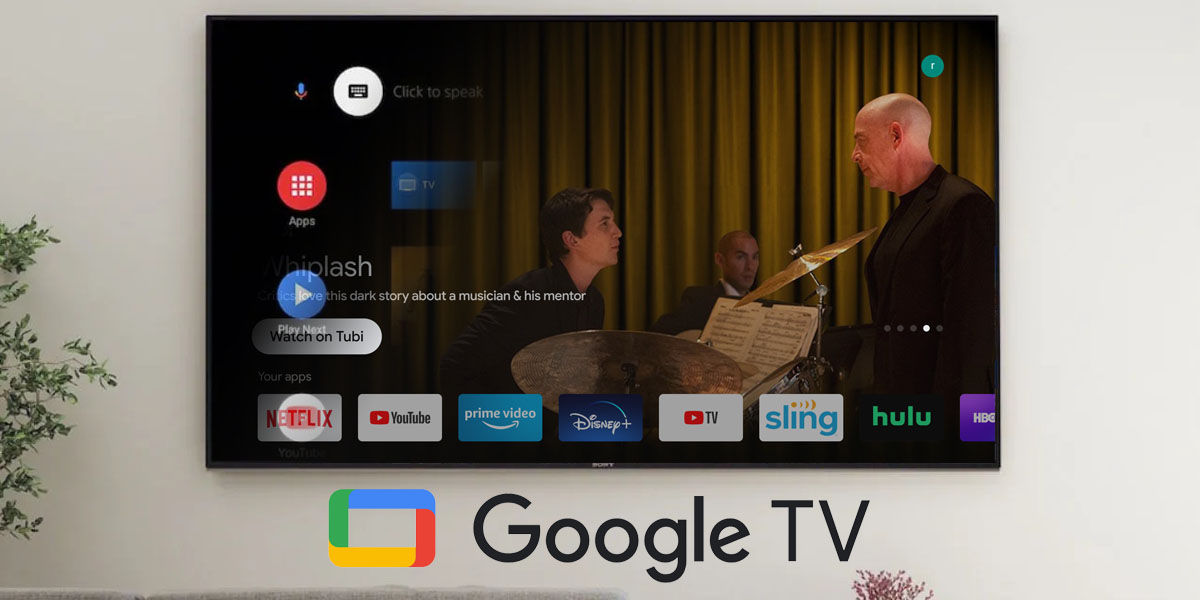 convertir android tv en google tv