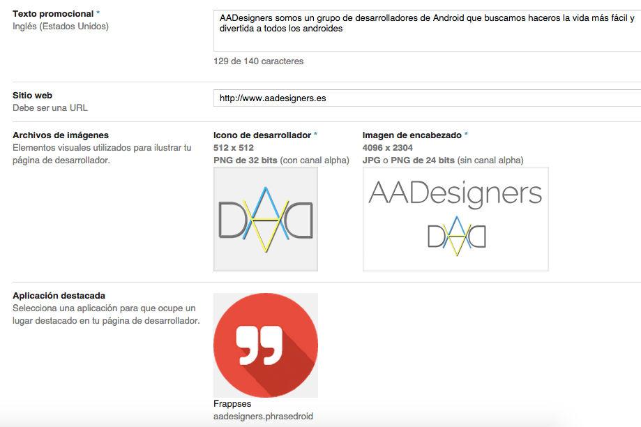 crear-pagina-del-desarrollador-en-goole-play