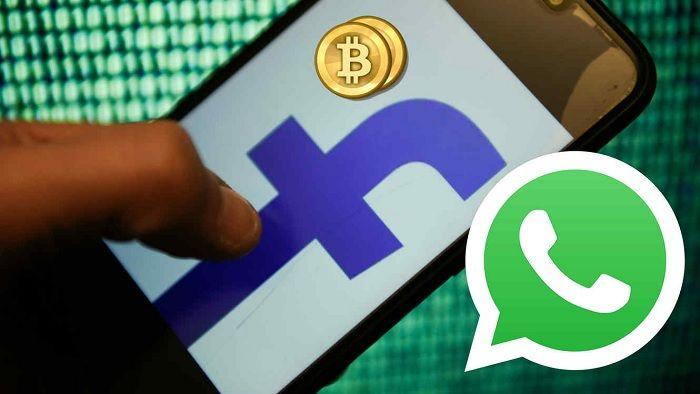 criptomoneda whatsapp facebook