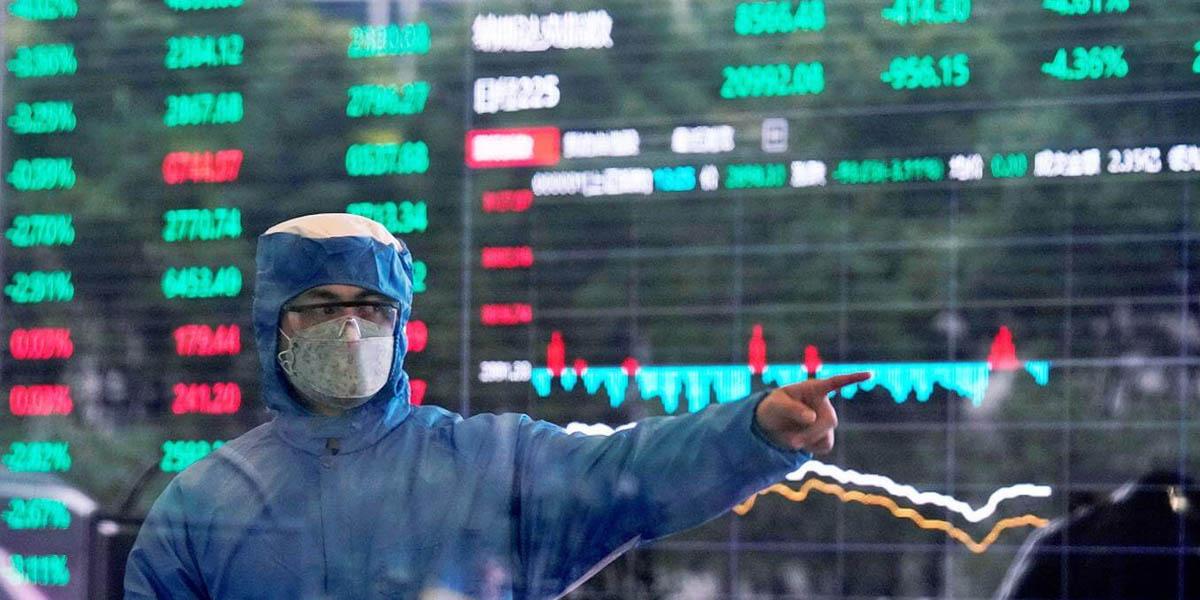crisis economica caida bolsa coronavirus