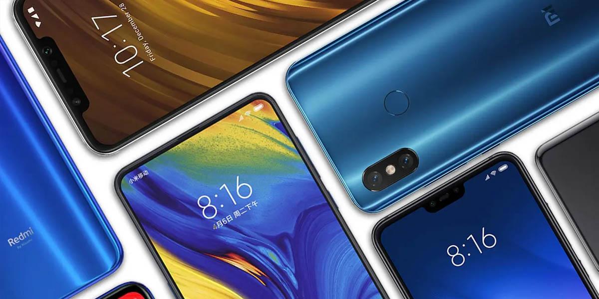 cuáles son las gamas de los móviles xiaomi