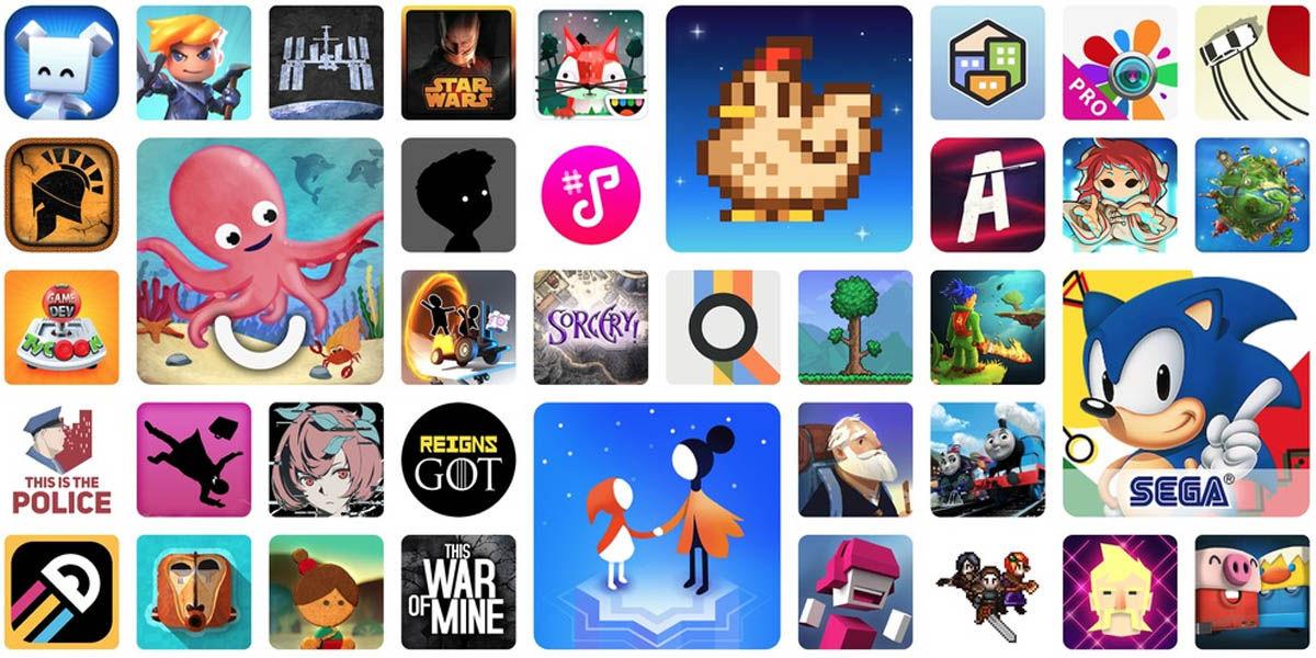 cuáles son las mejores aplicaciones y juegos google play pass julio 2020