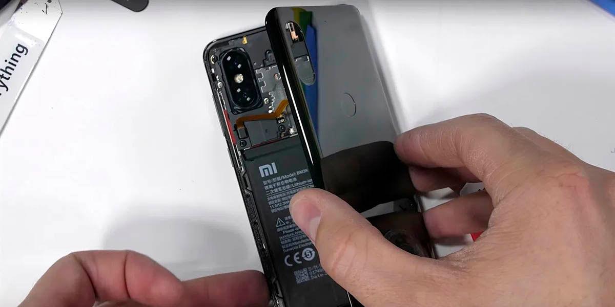 cuánto cuesta cambiar la pantalla placa base y batería de tu xiaomi