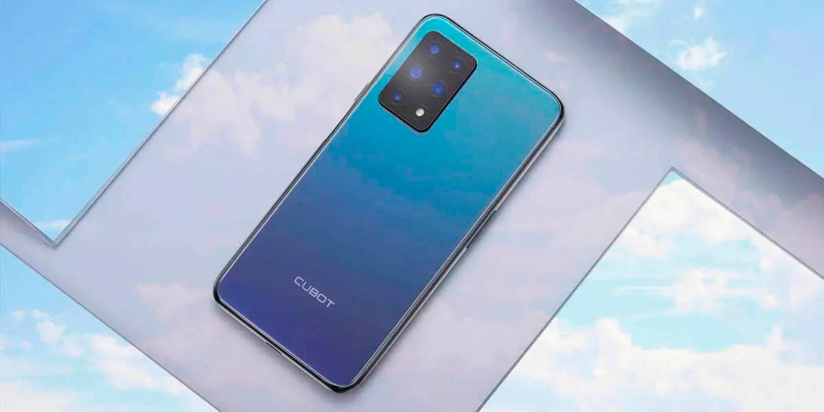 cubot x30 un móvil con un rendimiento superior y android 10 stock