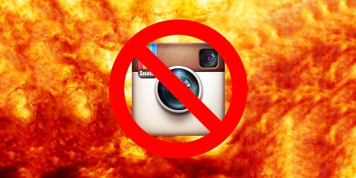 cuenta instagram desactivar