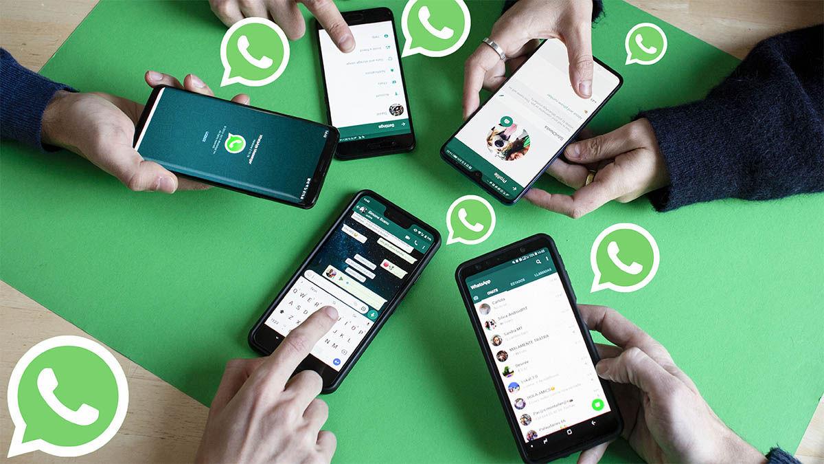 cuenta whatsapp varios móviles