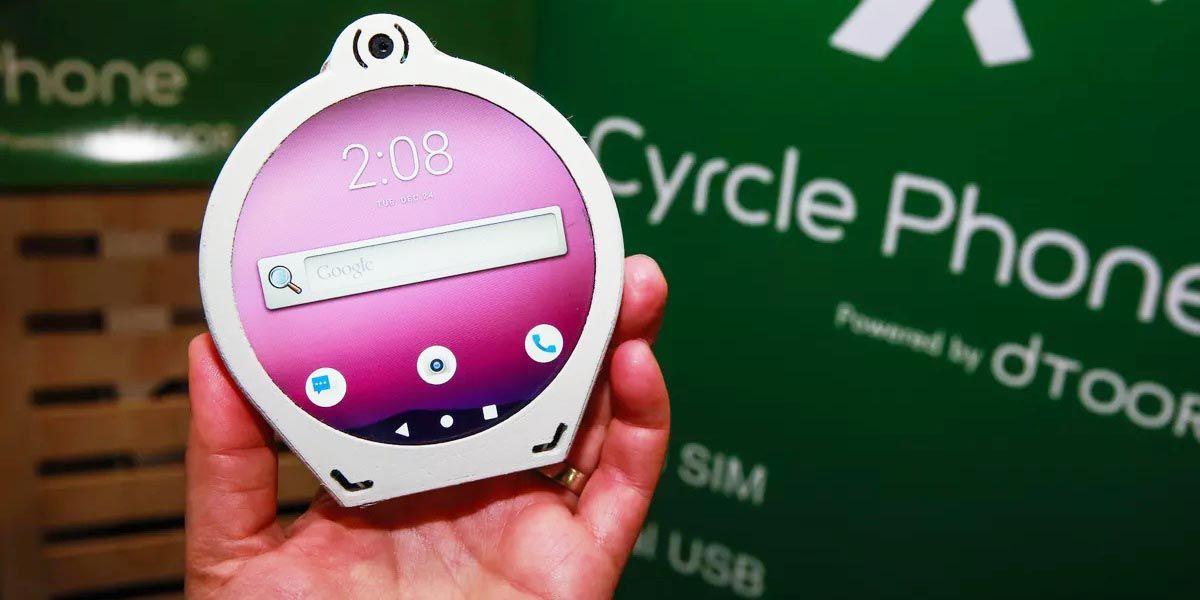 cyrcle phone ces