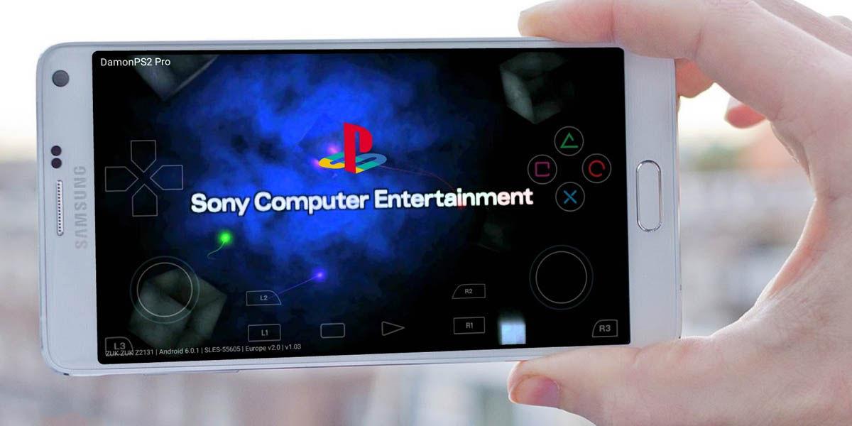 damonps2 emular juegos ps2 android