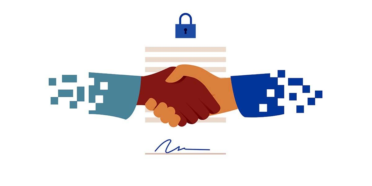 dapps contratos inteligentes blockchain