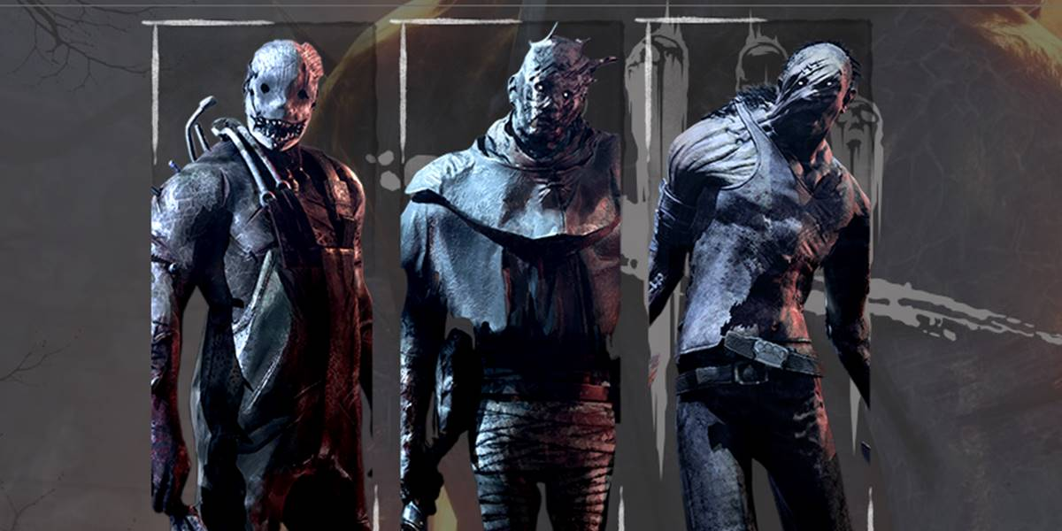 dead by daylight asesinos