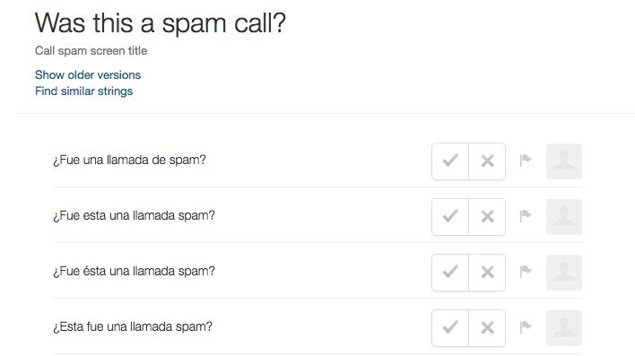 denunciar llamada whatsapp spam