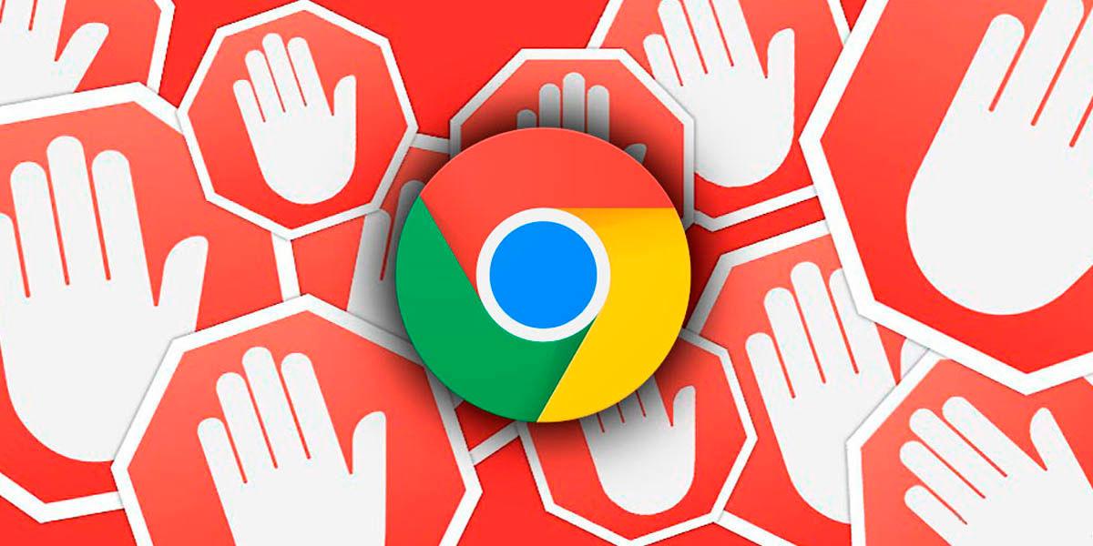 desactivar anuncios google chrome flags