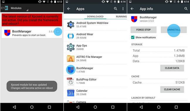 desactivar aplicaciones inicio android2