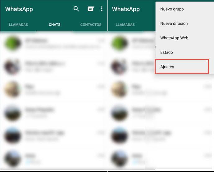 desactivar descargas automaticas whatsapp1