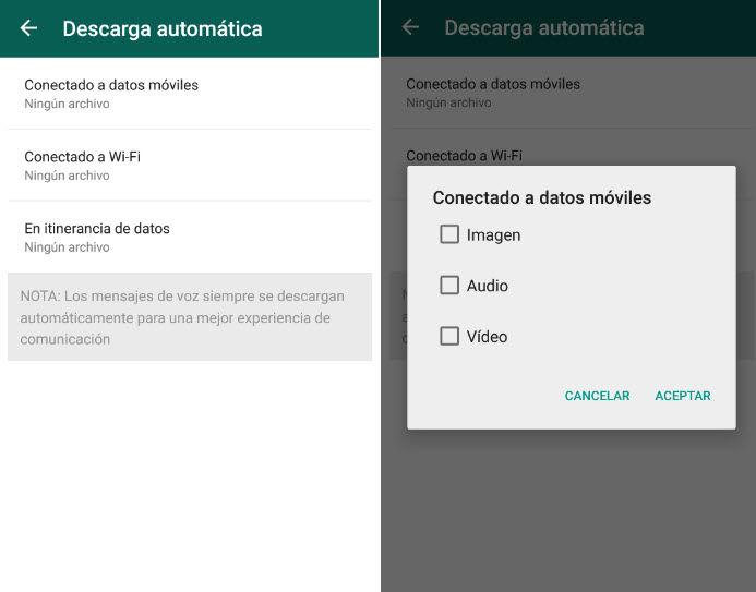 desactivar descargas automaticas whatsapp3