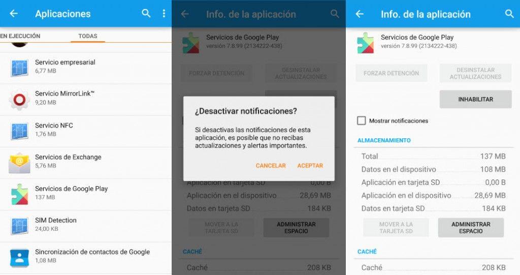 desactivar notificacion dispositivo ubicado1