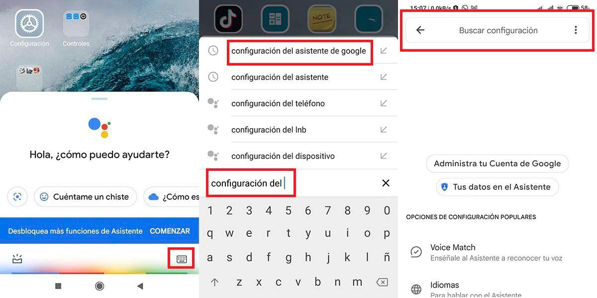 desactivar que tu móvil lea notificaciones en voz alta google assistant