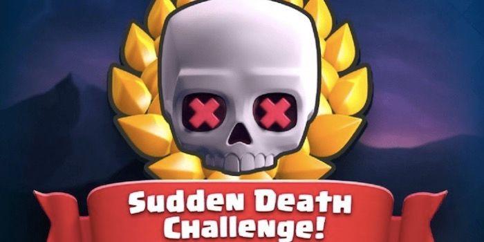 desafio muerte subita
