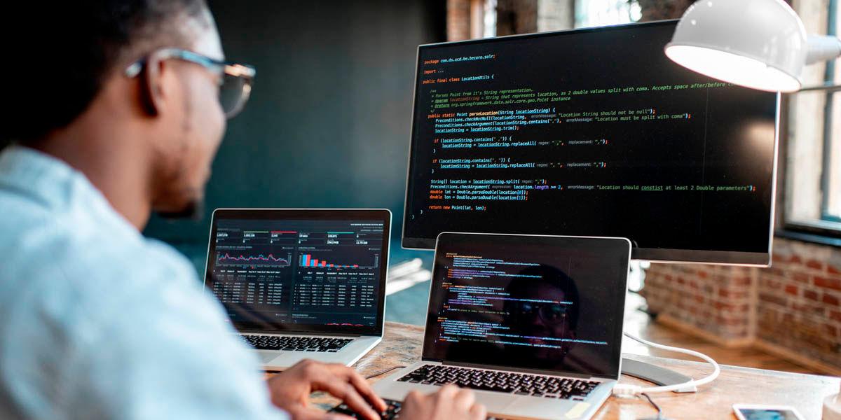 desarrollo software desde casa covid-19