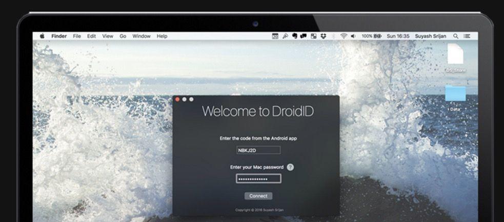 desbloquear mac android