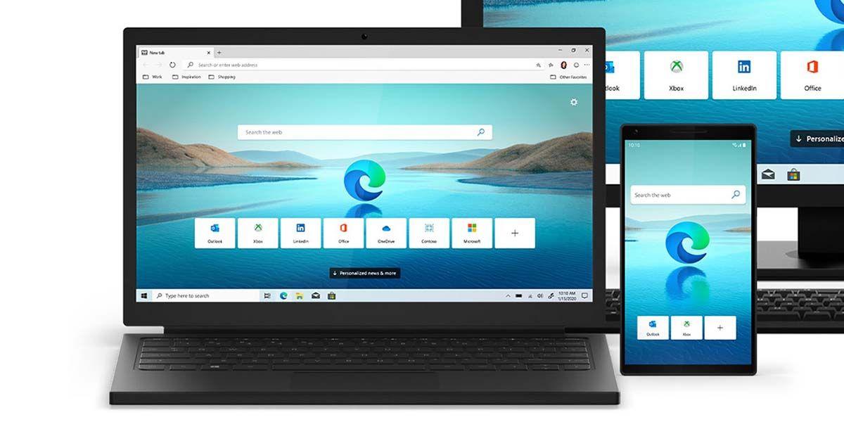 descarga el nuevo microsoft edge para android disponible en google play