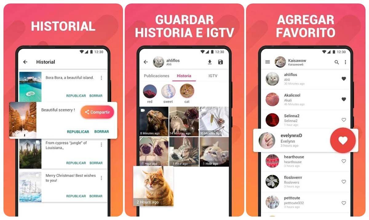descarga story saver for instagram en tu movil gratis