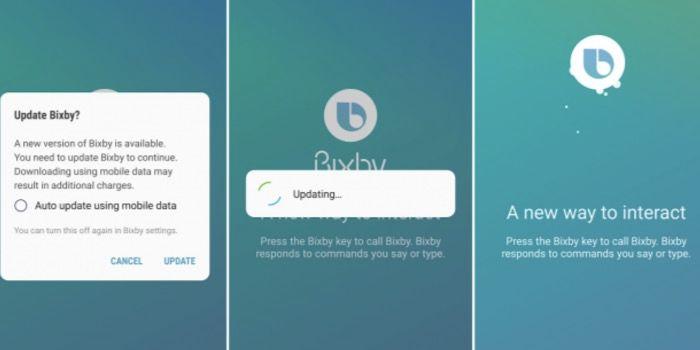Cómo descargar Bixby Voice en Galaxy S8