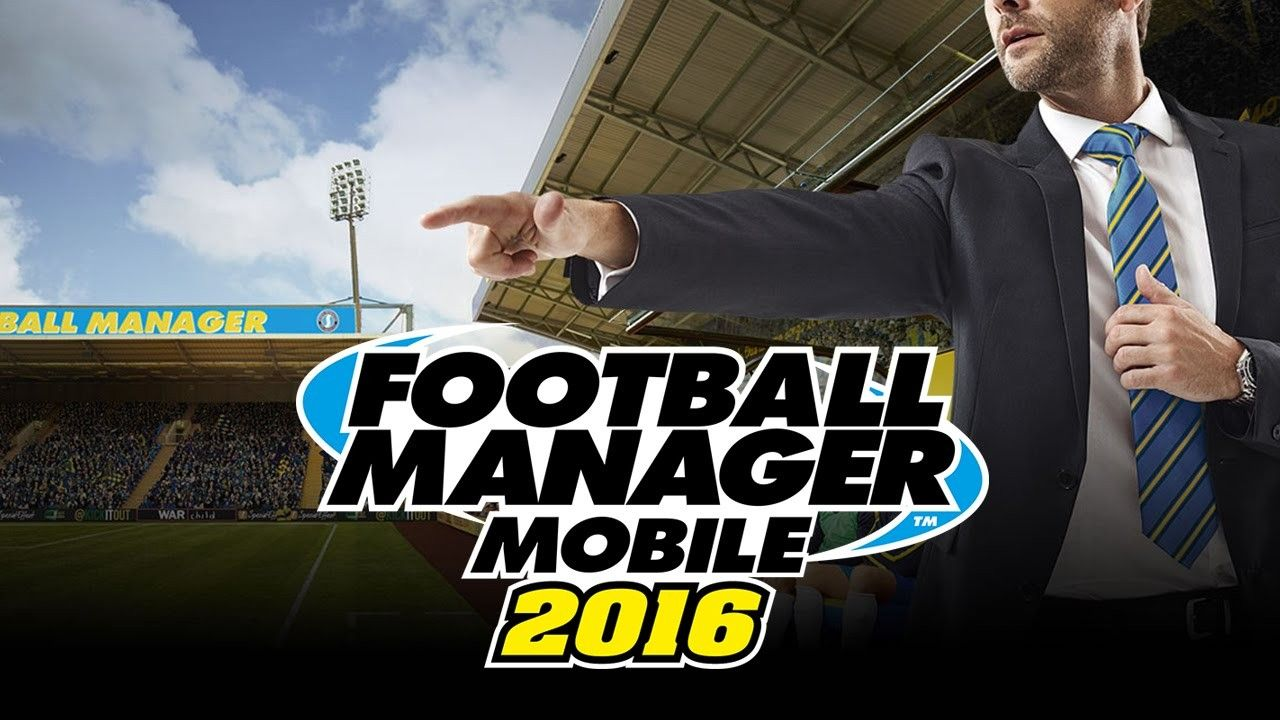descargar Football Manager Mobile 2016